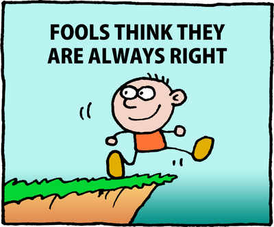 Dealing with fools