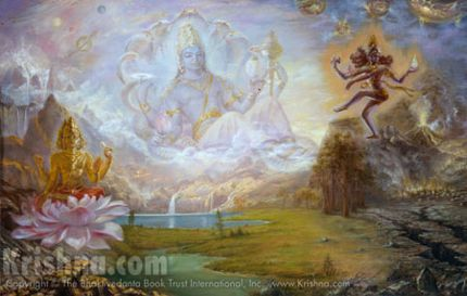 Vishnu & Shiva, who is the Supreme?